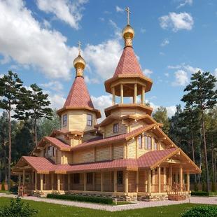 Церковь «Проект ПР-58»