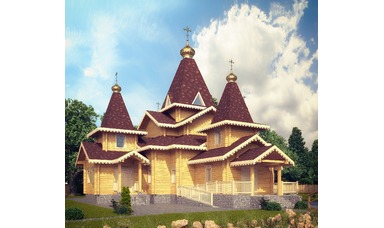 Церковь «Проект ПР-30»