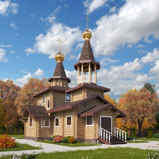 Церковь «Проект ПР-54»